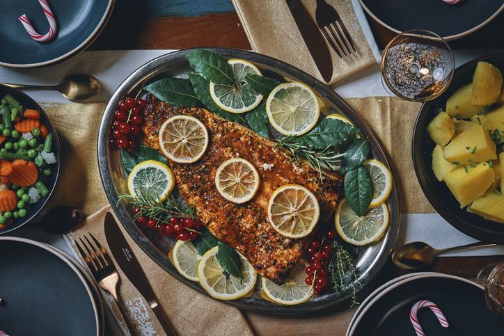 Zdrowe jedzenie na święta – czy to możliwe?